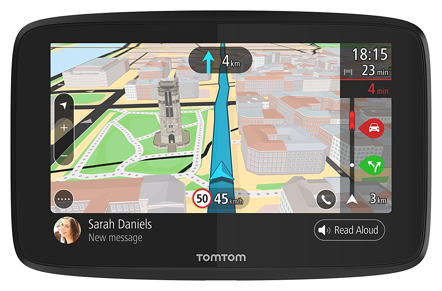 TomTom Navigationsgerät amazon