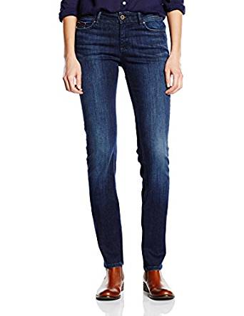 Tommy Hilfiger Denim Damen Jeans amazon
