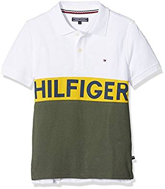 Tommy Hilfiger Polo Kinder amazon