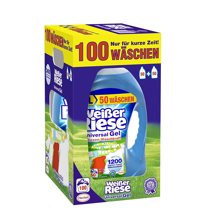 Weißer Riese Waschmittel amazon