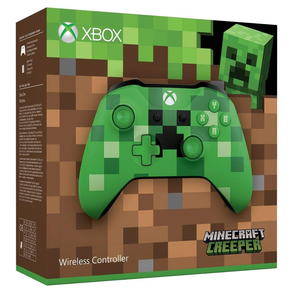 Xbox Mincecraft Controller amazon