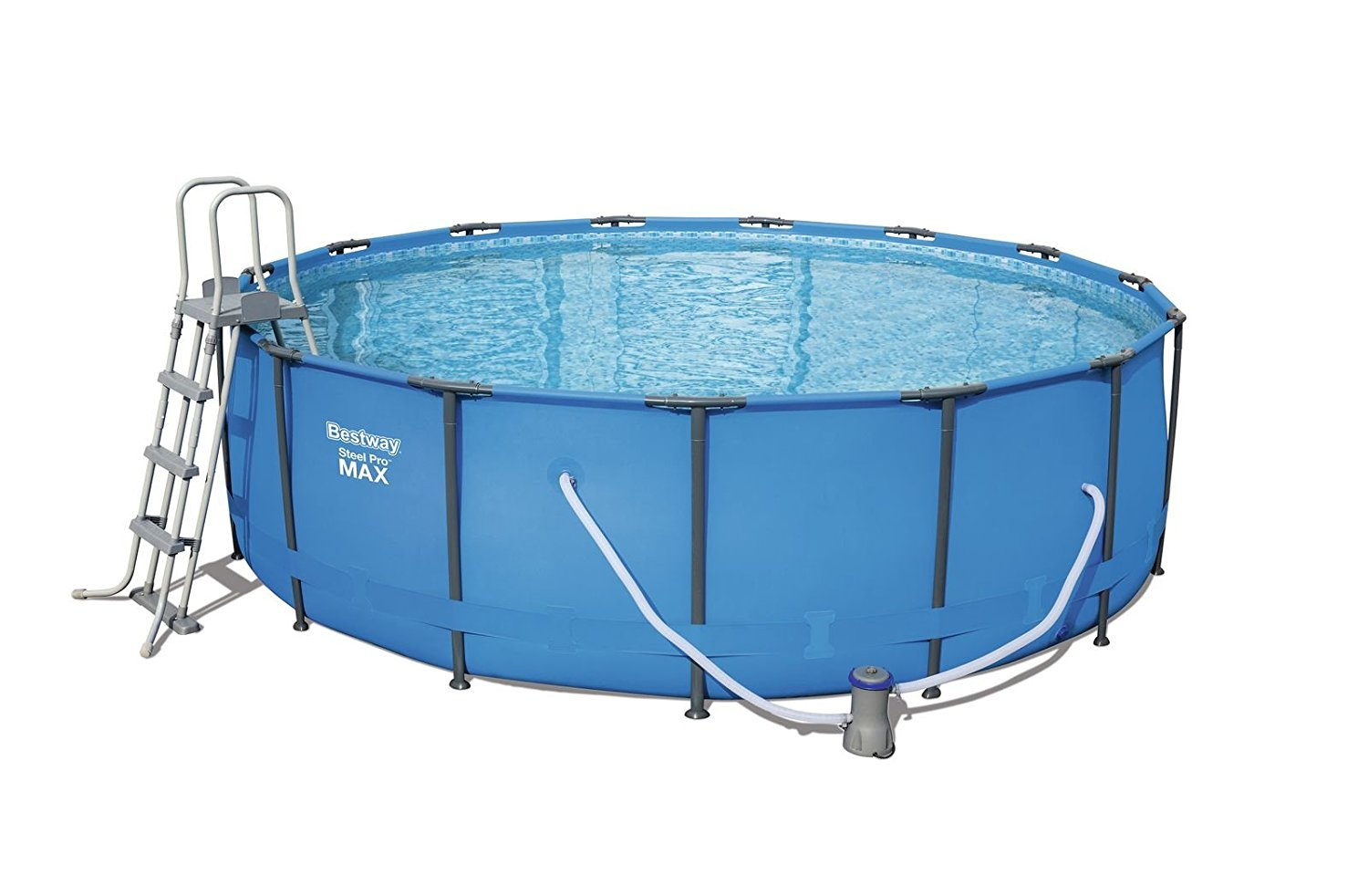 Bestway Steel Pro Stahlrahmenpool amazon