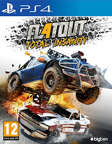 FlatOut 4 PS4 amazon