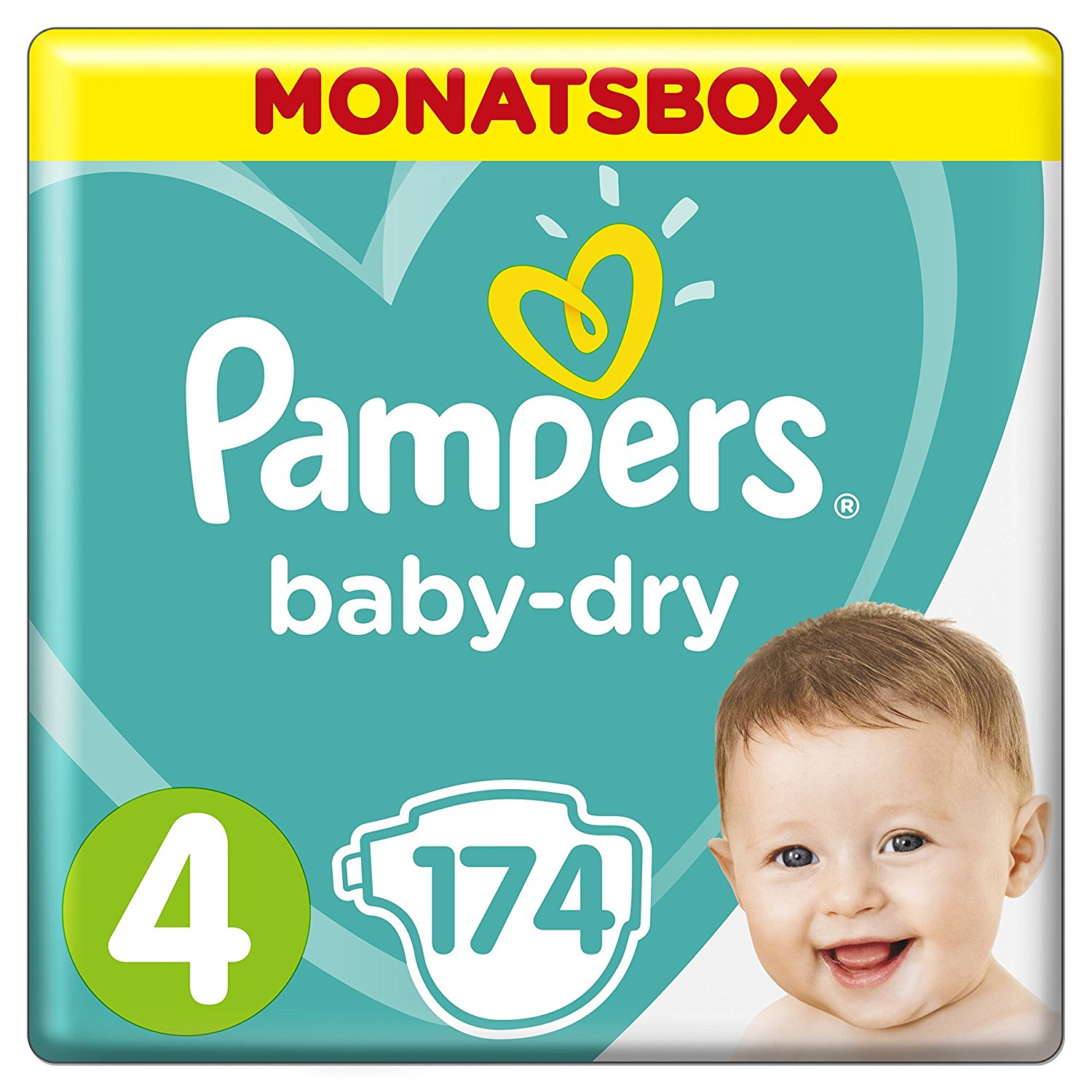 Pampers Windeln amazon