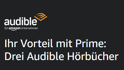 Audible Probeabo amazon Prime