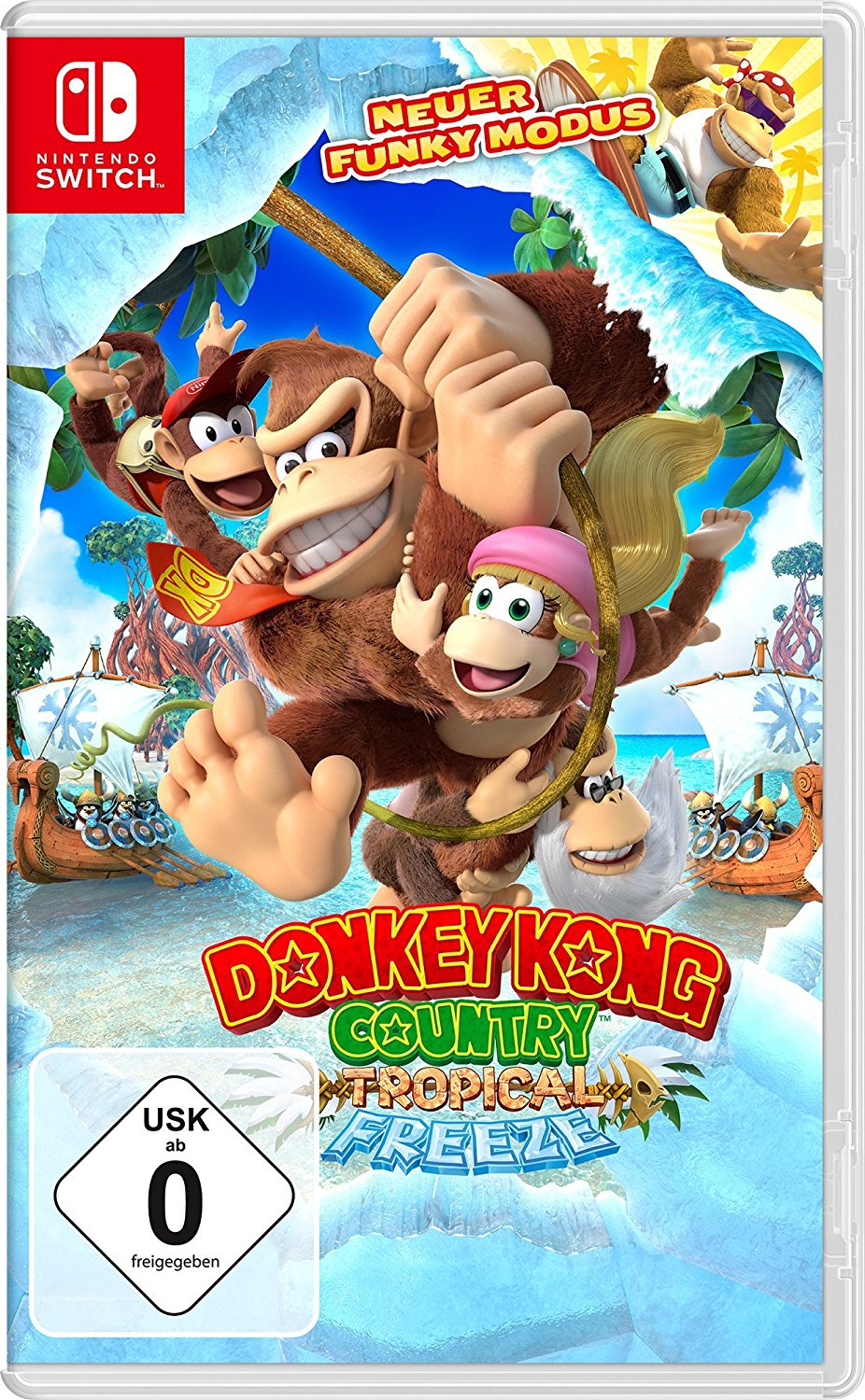 Donkey Kong Nintendo Switch amazon