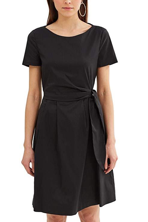 Esprit Kleid amazon schwarz