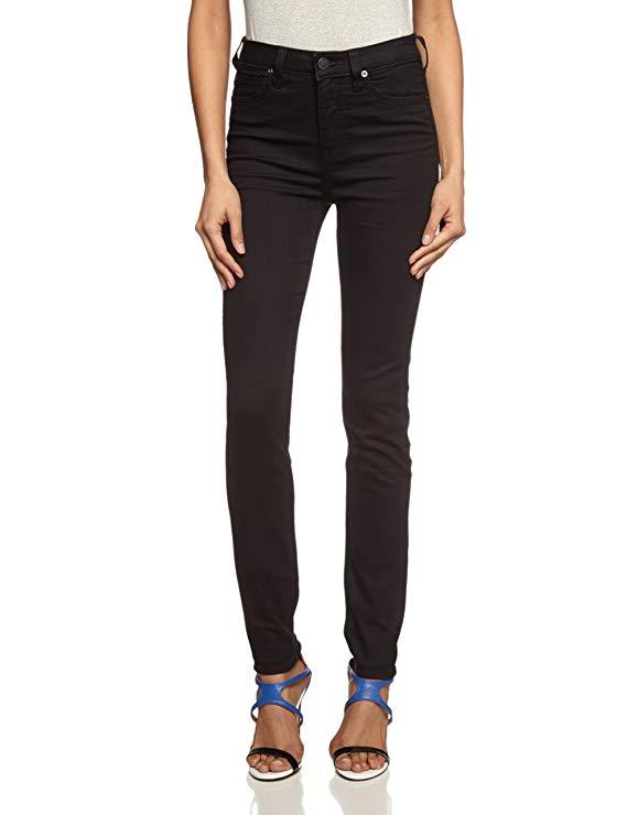 Lee Damen Skinny Jeans amazon