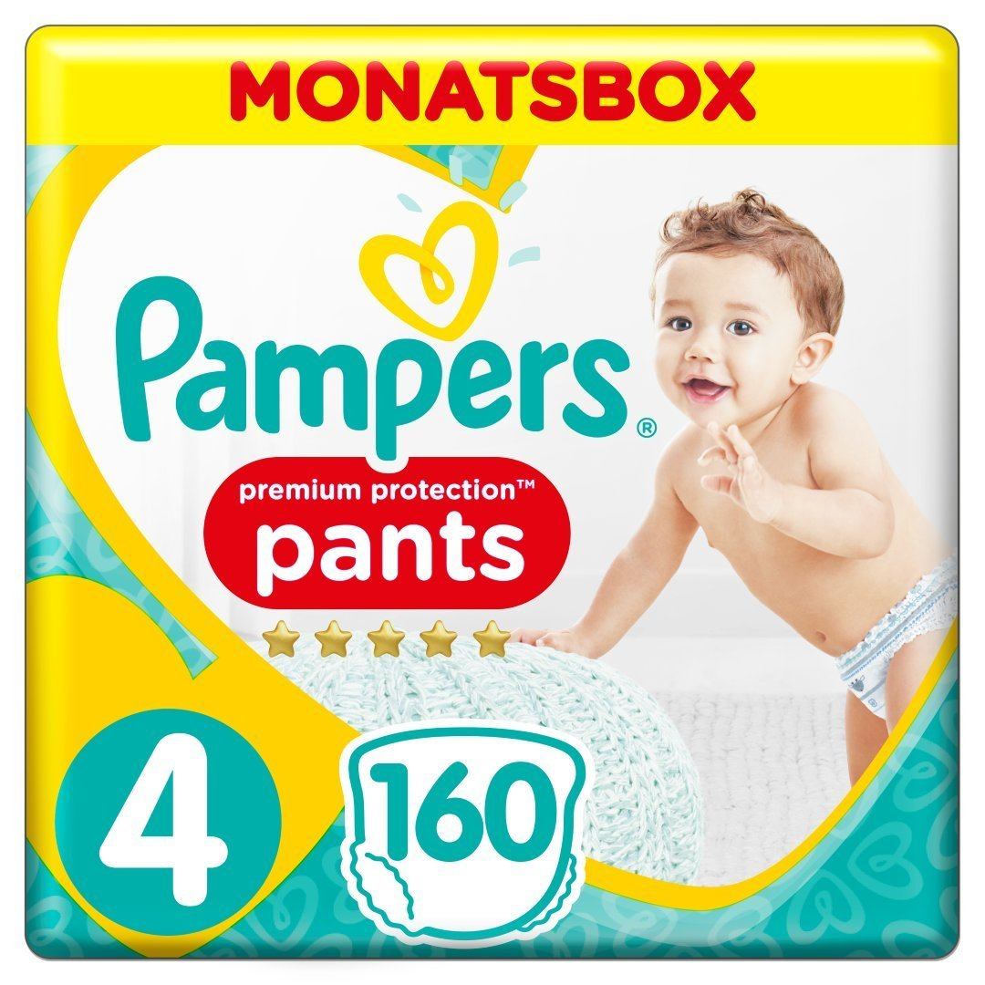 Pampers Premium Protection Pants amazon