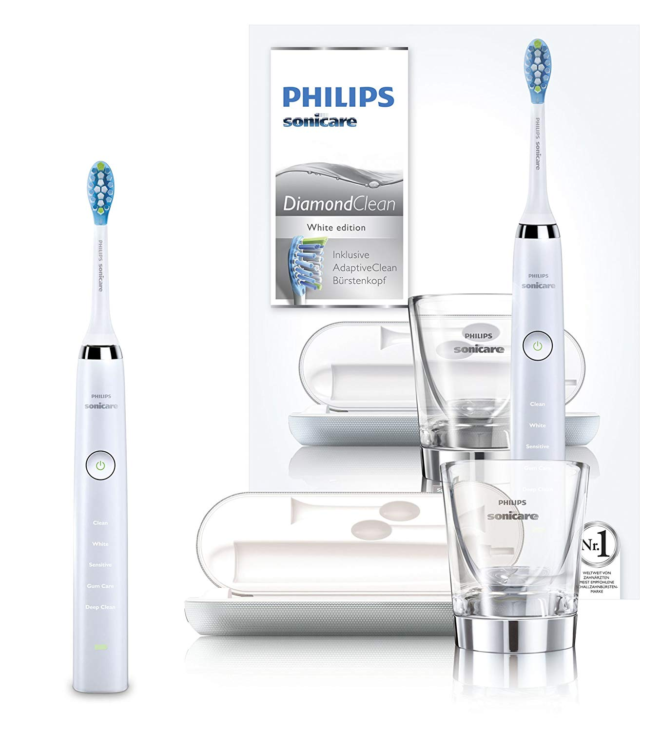 Philips SoniCare Schallzahnbürste amazon