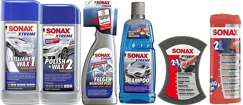 Sonax Autopflegeset amazon