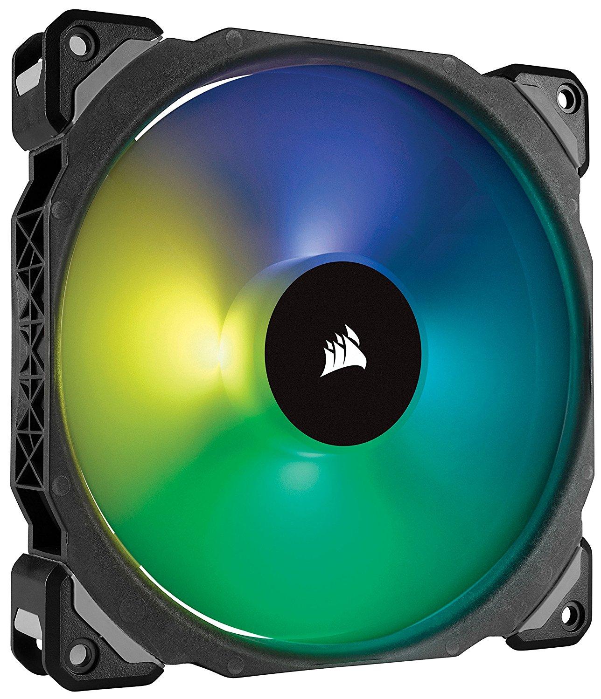 Corsair RGB LED PC Gehäuselüfter amazon