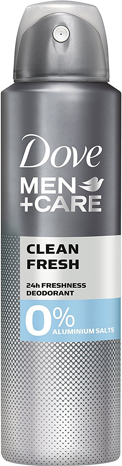 Dove Men+Care Deospray amazon