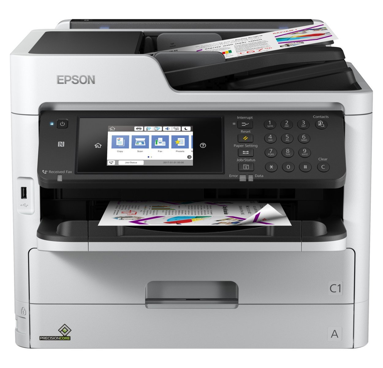 Epson Workforce Multifunktionsgerät amazon