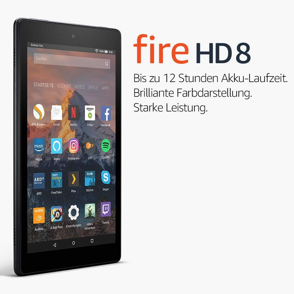 Fire HD 8 Tablet amazon