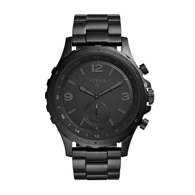 Fosssil Q Nate Hybrid Smartwatch amazon