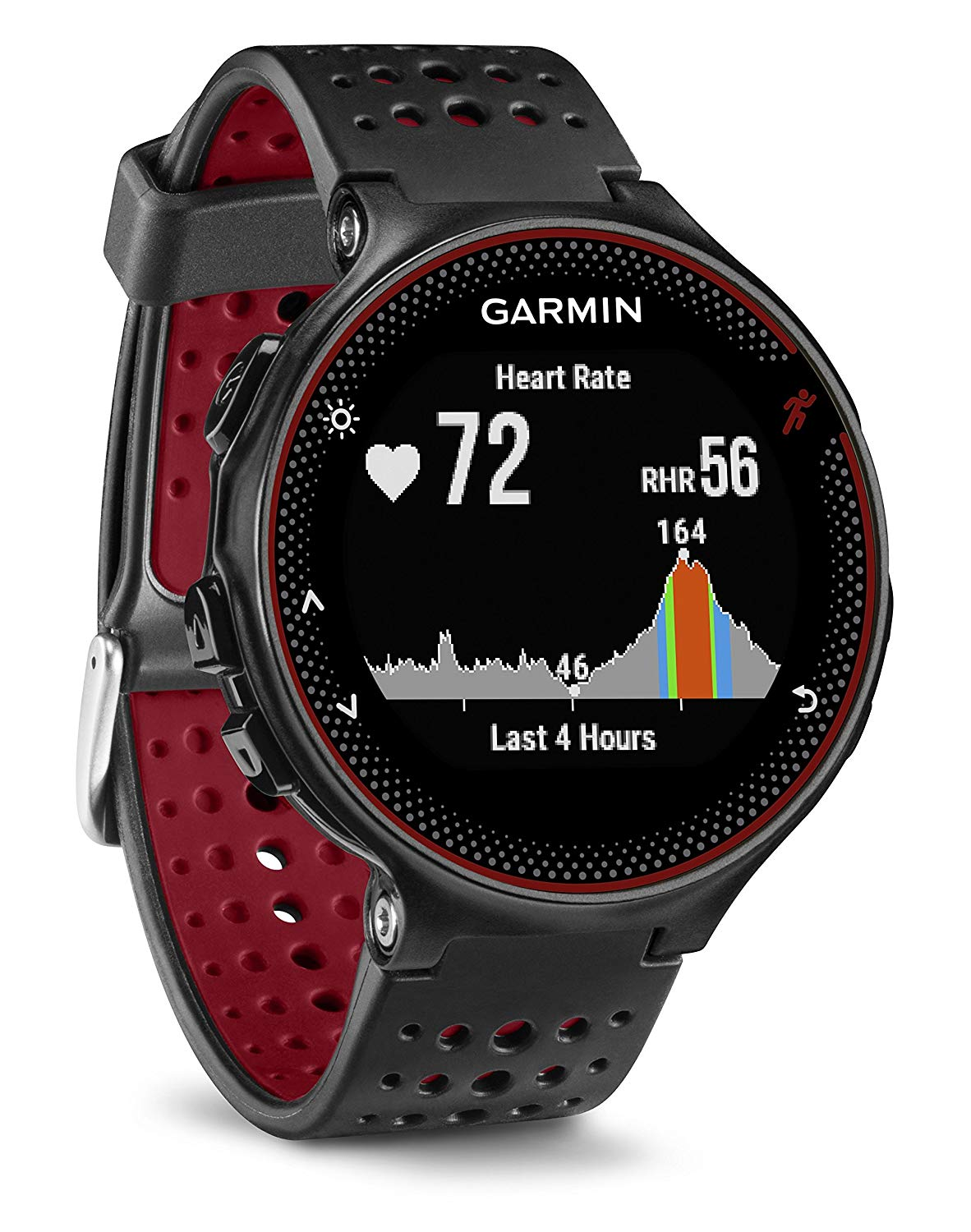 Garmin Laufuhr Forerunner 235 amazon