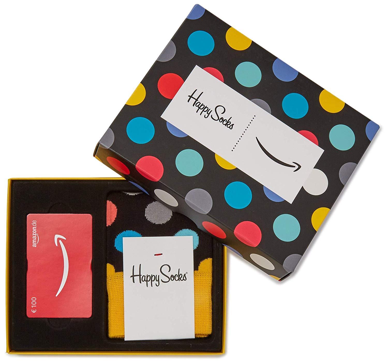Happy Socks Geschenkkarte amazon