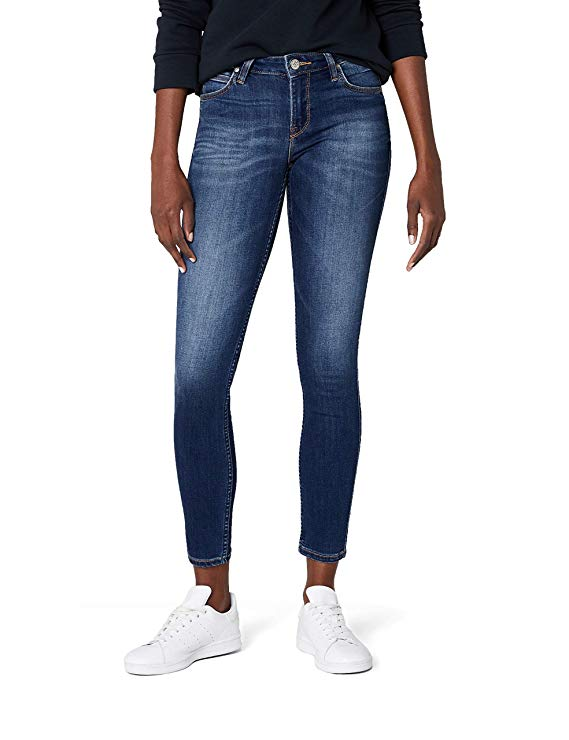 Lee Damen skinny Scarlett Jeans amazon