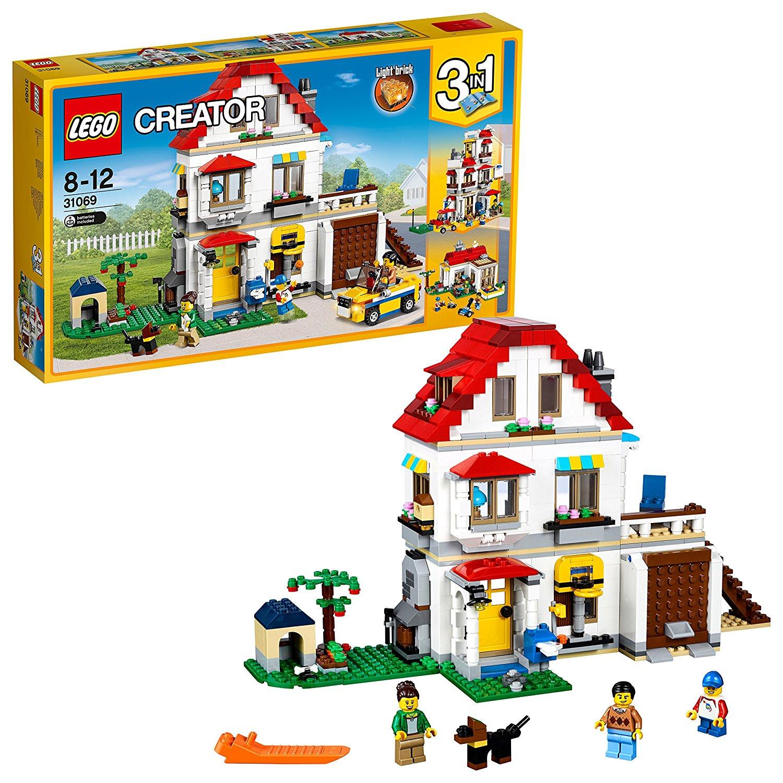 Lego Creator Familienvilla amazon