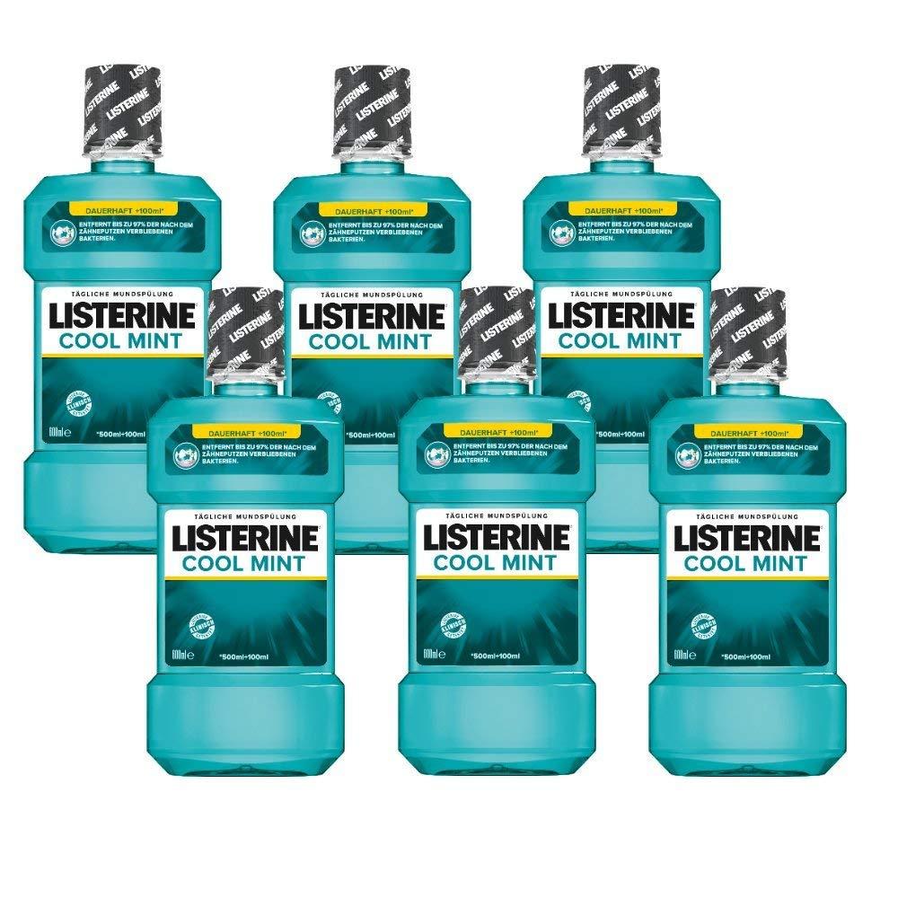 Listerine Cool Mint Mundspülung amazon
