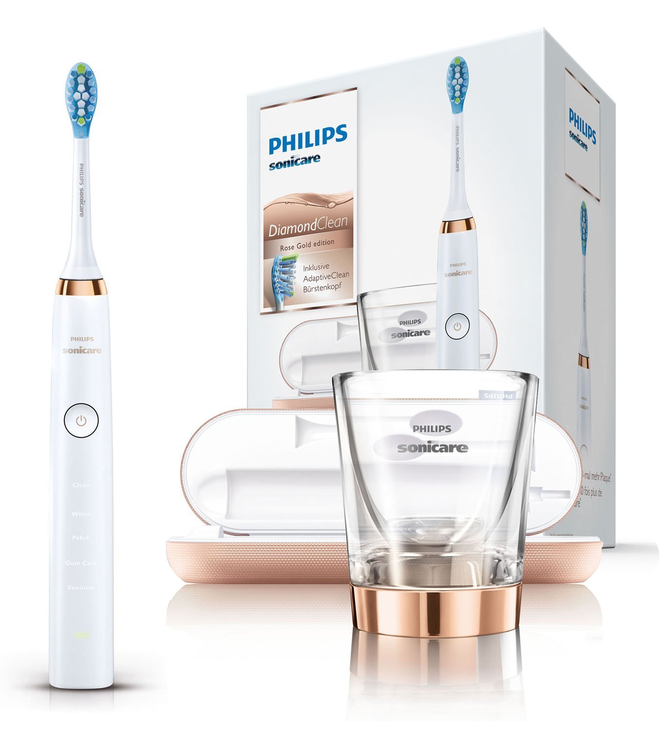 Philips SoniCare DiamondClean Schallzahnbürste amazon