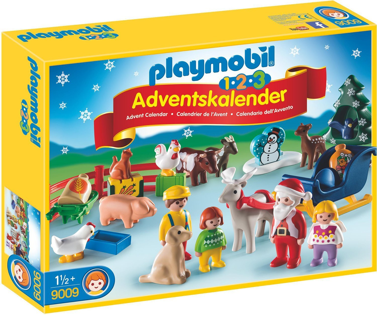 Playmobil Adventskalender amazon