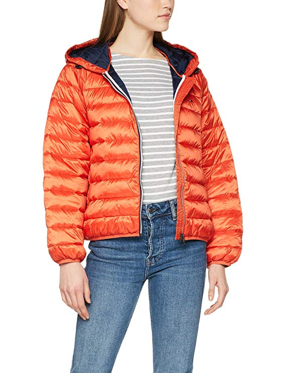 Tommy Jeans Damen Jacke amazon