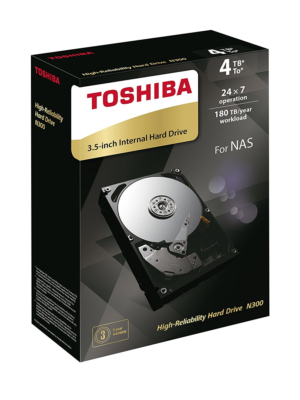 Toshiba Festplatte NAS amazon