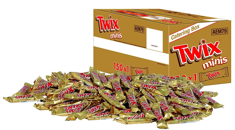Twix Minis amazon