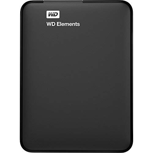 WD Elements USB 2TB Festplatte amazon