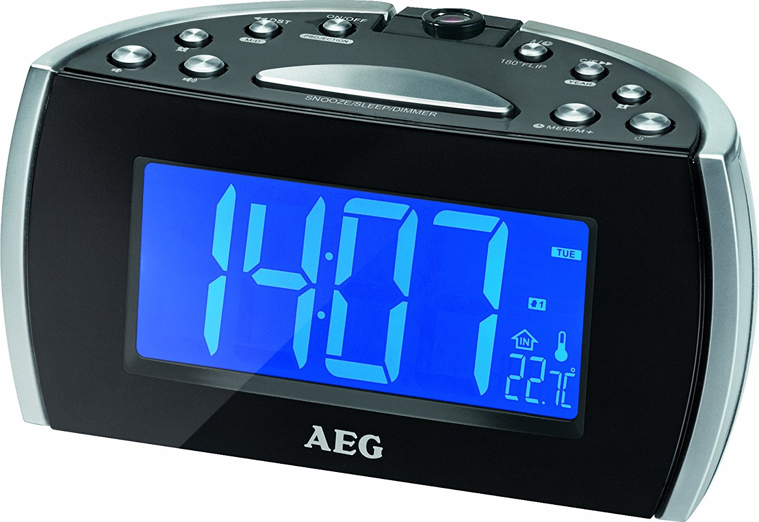 AEG Uhrenradio amazon