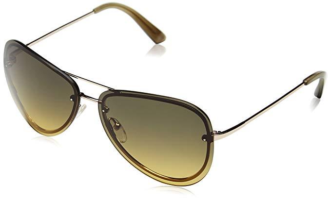 Calvin Klein Aviator Sonnenbrille amazon
