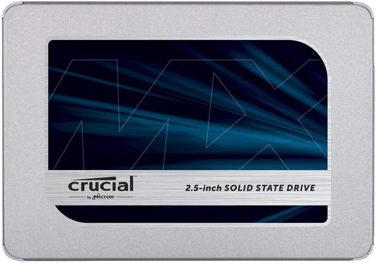 Crucial 500 GB SSD amazon
