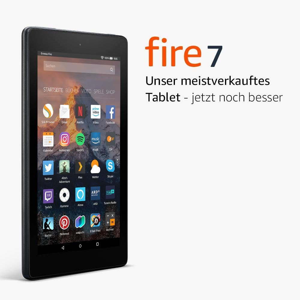 Fire 7 Tablet amazon