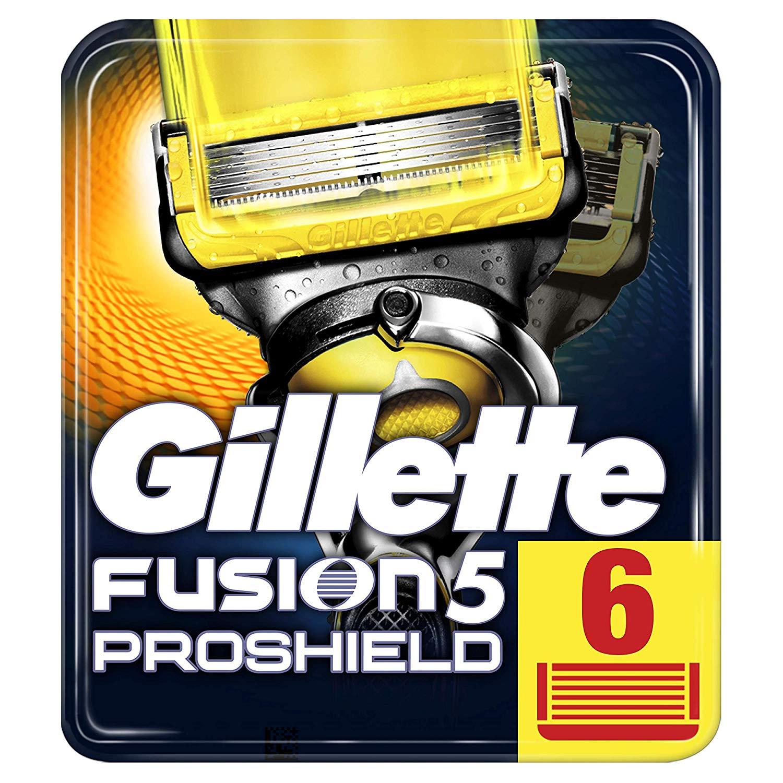 Gillette Rasierklingen Fusion5 amazon