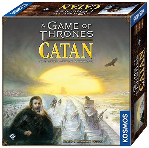 Kosmos Catan Game of Thrones amazon
