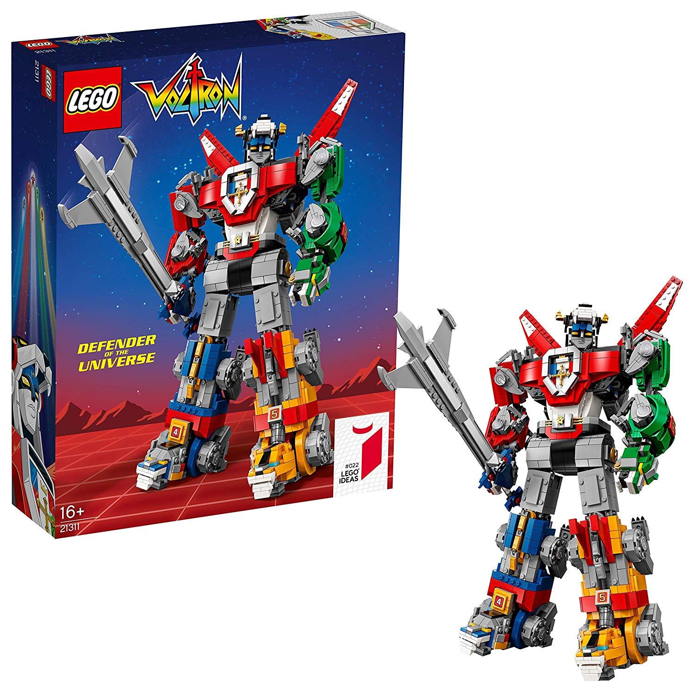 Lego Voltron Ideas amazon