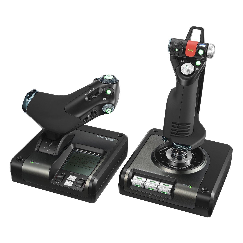 Logitech G Saitek Flight Control System amazon