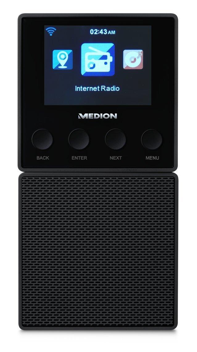 Medion Steckdosenradio amazon