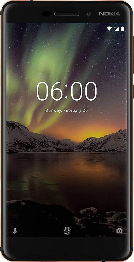 Nokia 6.1 Smartphone amazon
