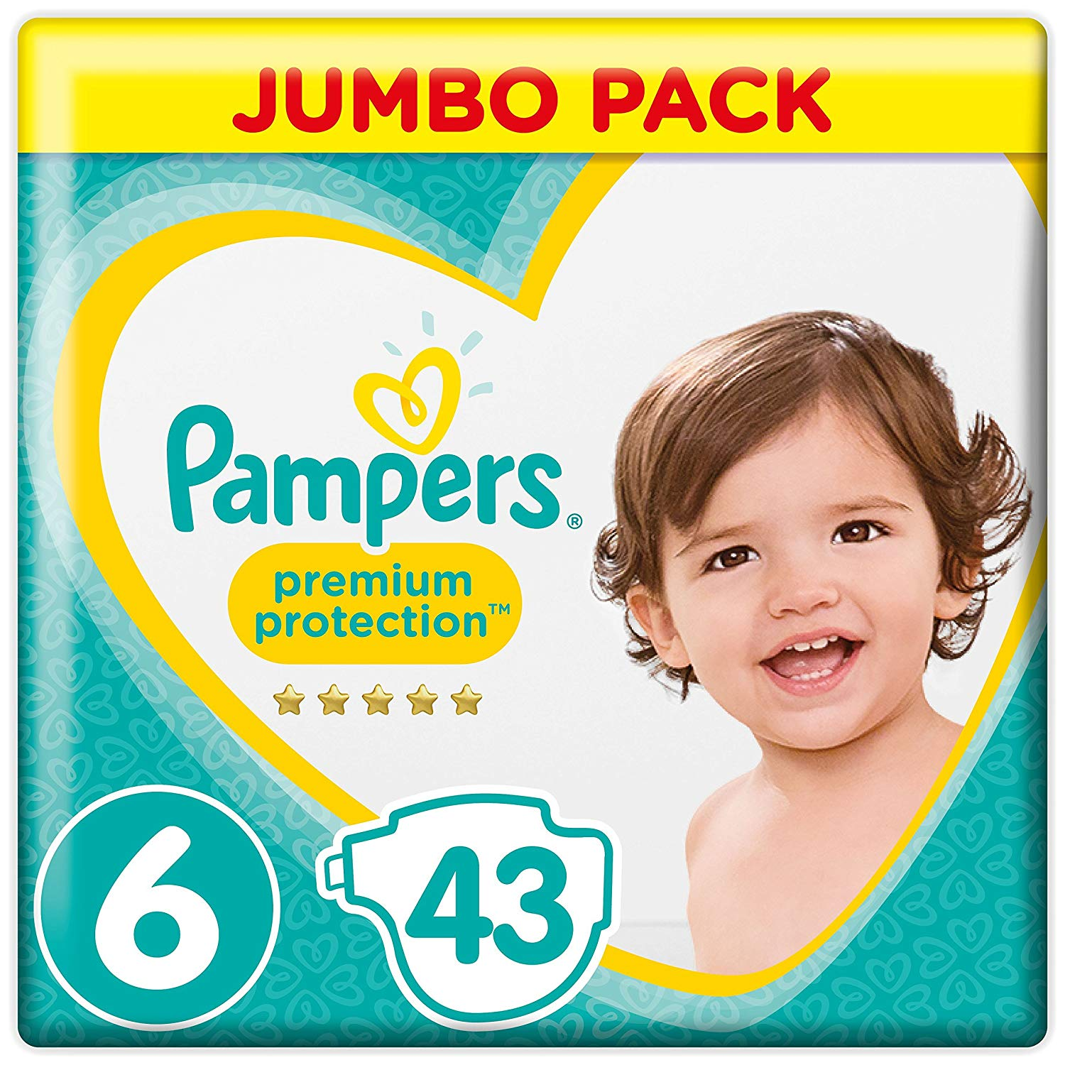 Pampers Windeln amazon Größe 6