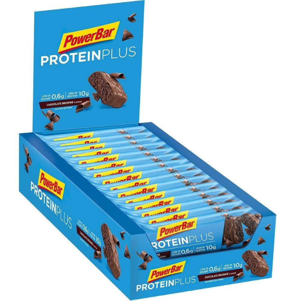 PowerBar Protein Plus Riegel amazon