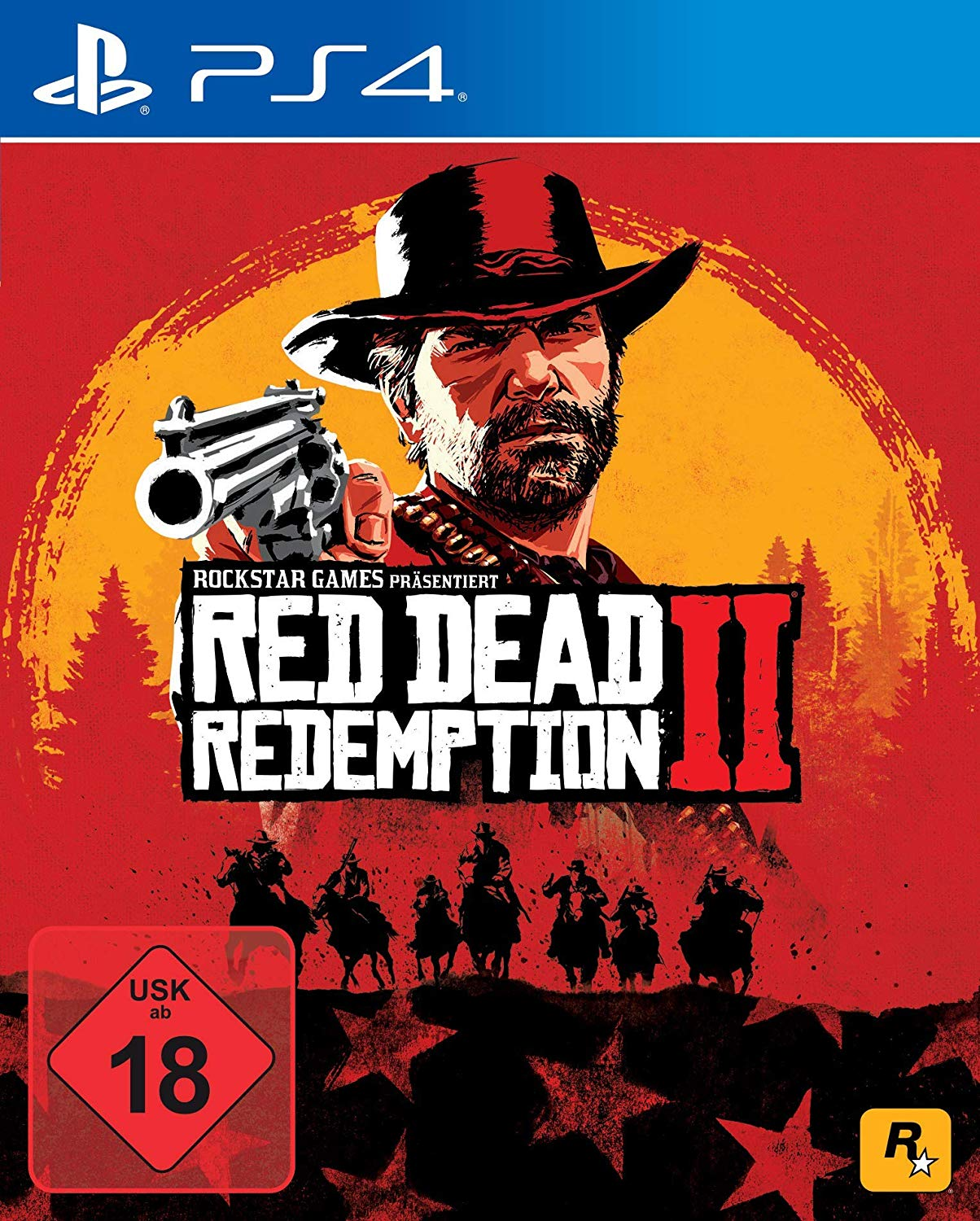 Red Dead Redemption 2 amazon