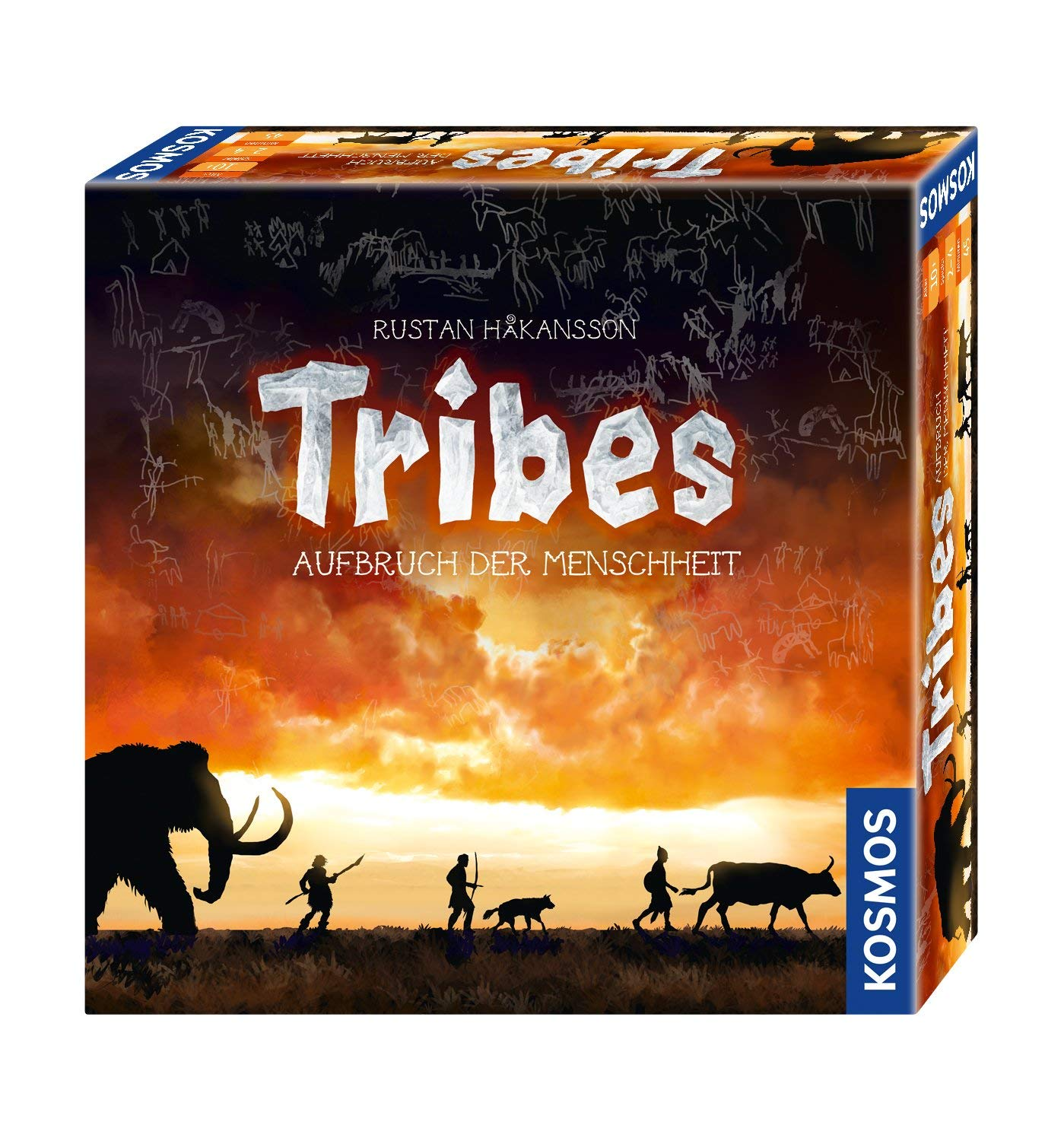 Tribes Kosmos Spiele amazon