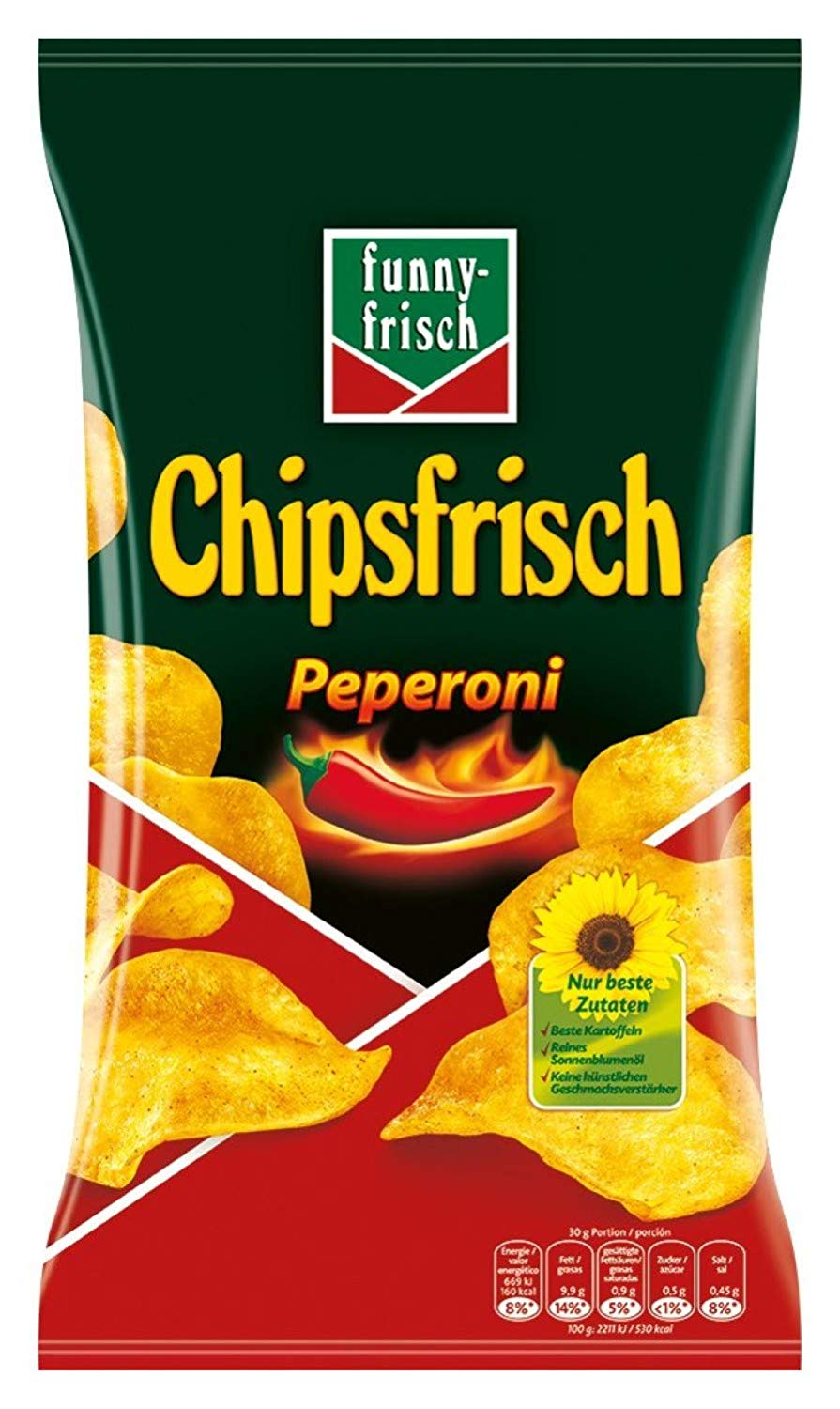 funny-frisch Chips amazon