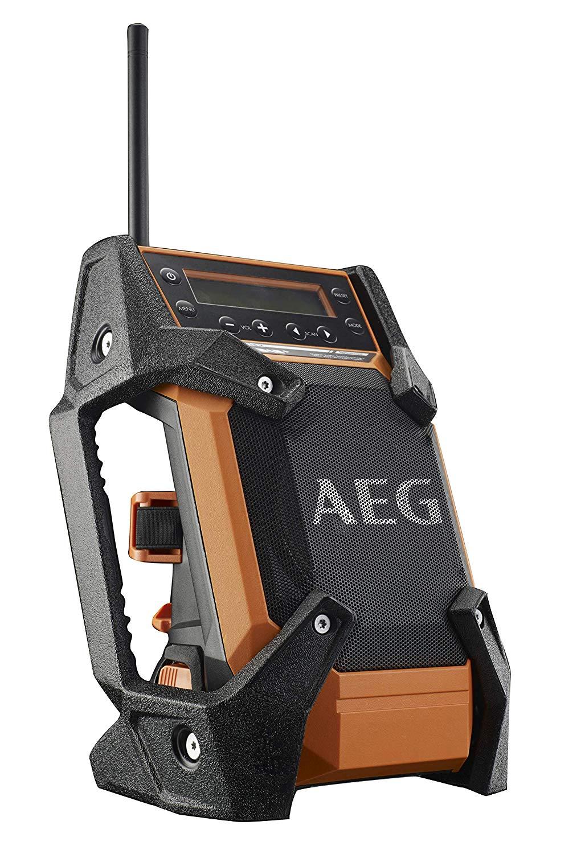 AEG Baustellenradio amazon