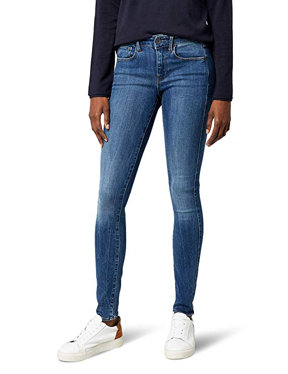 G-STAR RAW Damen Jeans skinny amazon