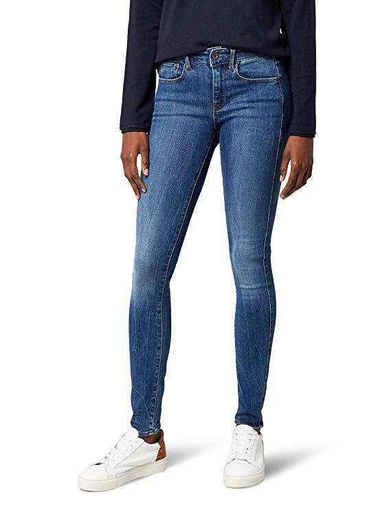 G-STAR RAW Damen Jeans skinny amazon
