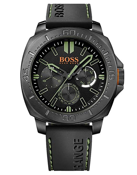 Hugo Boss Orange Armbanduhr amazon
